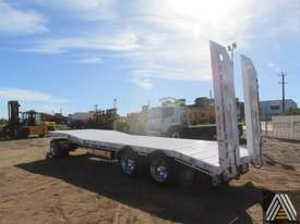 2018 NEW FWR TRI AXLE DOG TRAILER - picture11' - Click to enlarge