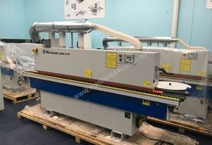 NikMann KZM6-TF-v42 edge banding machine with pre-milling  Made in Europe