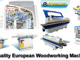 Edgebanders NikMann KZM6-TF - 100% Made in Europe - picture20' - Click to enlarge
