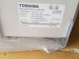 Toshiba Transistor Inverter - picture3' - Click to enlarge