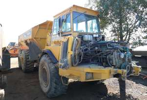 1996 Volvo A25C 6X6 Articulated Dump Truck *DISMANTLING*