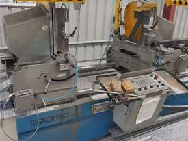 TWIN MITRE SAW Alfamacchine T 400, Made in Italy, Suit Picture Framing, Aluminium, Flyscreens $1,800 - picture12' - Click to enlarge