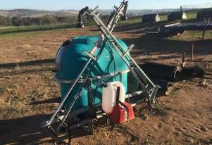 Rapid Spray 600L Boom Spray Sprayer