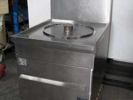 Stainless Steel Commercial Kitchen Gas Steamer - B - picture0' - Click to enlarge
