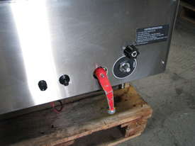 Stainless Steel Commercial Kitchen Gas Steamer - B - picture1' - Click to enlarge