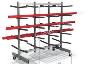 Stack Trolley For Aluminium Profiles