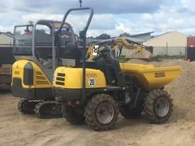2011 Wacker Neuson 1001 High Lift - picture3' - Click to enlarge