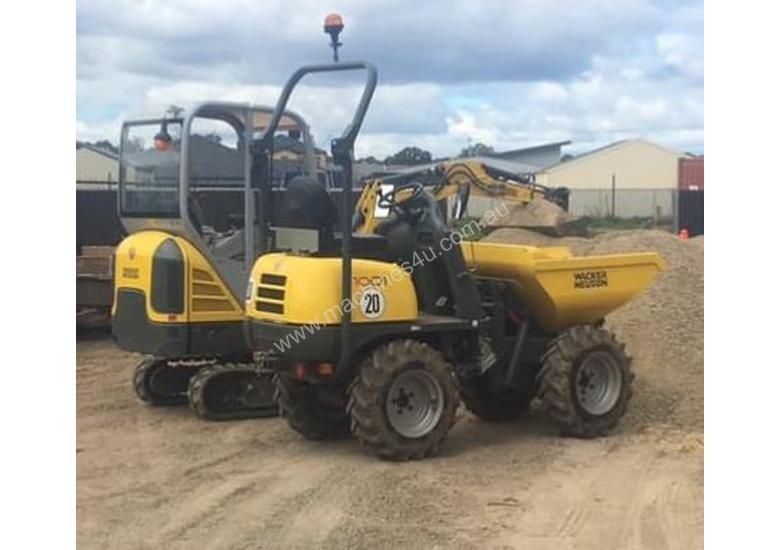 2011 Wacker Neuson 1001 High Lift