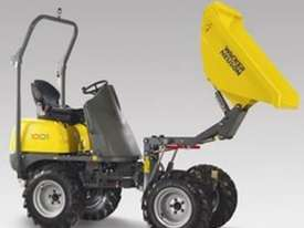 2011 Wacker Neuson 1001 High Lift - picture1' - Click to enlarge