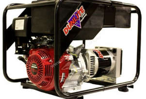 Dunlite DGUH6-COMMERCIAL 7kVA Generator  ** IN STOCK NOW IN MACKAY **