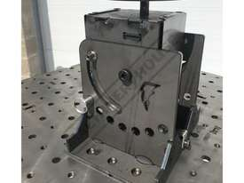 PO1-000 CertiFlat Welding Positioner Kit Ø150mm Face Plate - picture3' - Click to enlarge