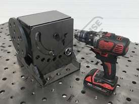 PO1-000 CertiFlat Welding Positioner Kit Ø150mm Face Plate - picture6' - Click to enlarge