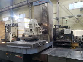 2012 Doosan DBC-130L CNC Table type Horizontal Boring machine - picture5' - Click to enlarge