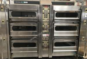 Rotel Moffat    II bakers oven
