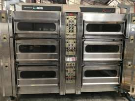 Moffat Rotel  II bakers oven  - picture0' - Click to enlarge