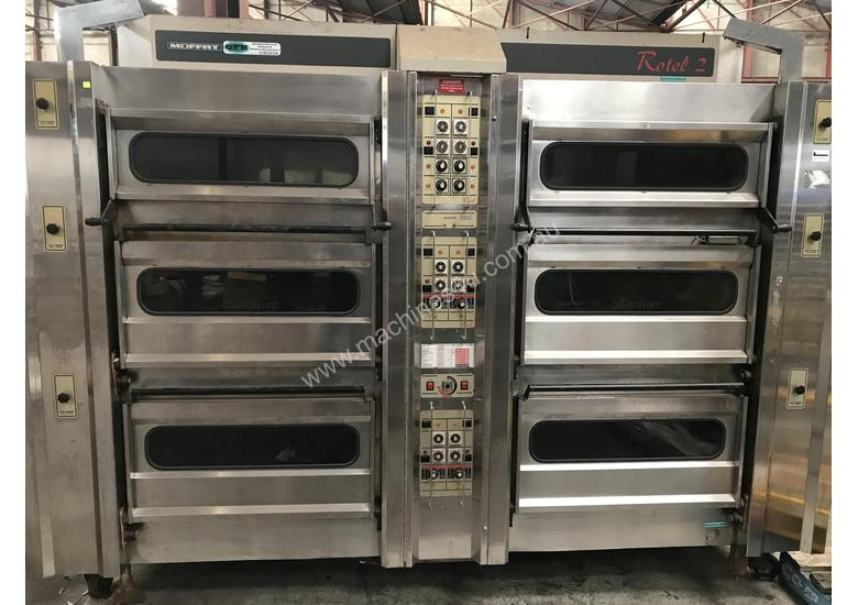 Moffat Rotel  II bakers oven
