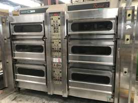 Moffat Rotel  II bakers oven  - picture2' - Click to enlarge