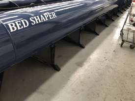 Bed Shaper with roller 12 meter wide - picture13' - Click to enlarge