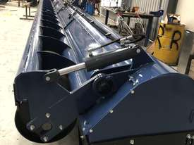 Bed Shaper with roller 12 meter wide - picture14' - Click to enlarge