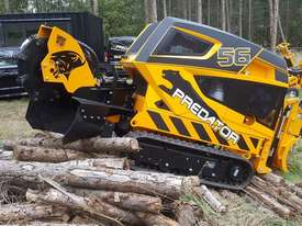 Coming Soon - 2019 Predator 56RX Remote Controlled Stump Grinder - picture2' - Click to enlarge