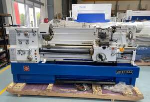 PUMA MANUAL LATHE | 1500MM BC | 510MM SWING | 82MM SPINDLE BORE | DIGI READOUT | QUICK CHANGE TP