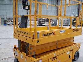 Large deck electric sissor lift - picture3' - Click to enlarge