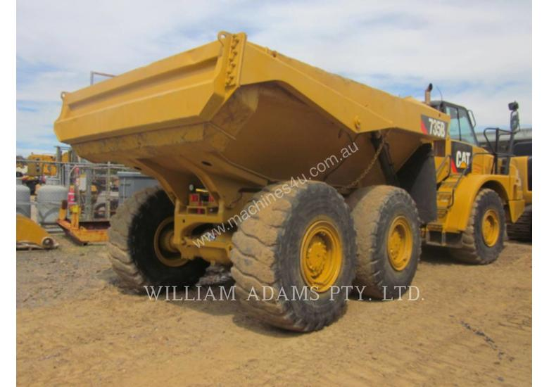 CATERPILLAR 735B Articulated Trucks