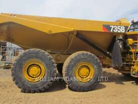 CATERPILLAR 735B Articulated Trucks - picture5' - Click to enlarge