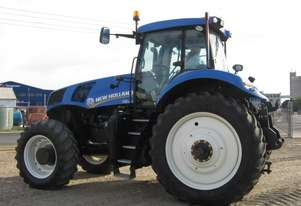 New Holland T8.390 FWA/4WD Tractor