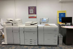 Canon Production Printer - ImagePress C800