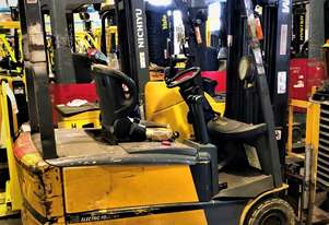 1.35T Battery Electric 3 Wheel Battery Electric Forklift