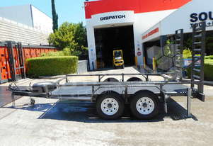 PLANT TRAILERS 4.5 TON 1860 x 4000mm Floor ATTPT