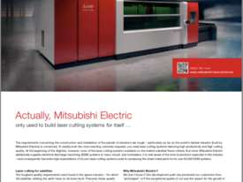 New Mitsubishi Laser - picture3' - Click to enlarge