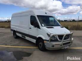2013 Mercedes Benz Sprinter 516 CDI - picture1' - Click to enlarge