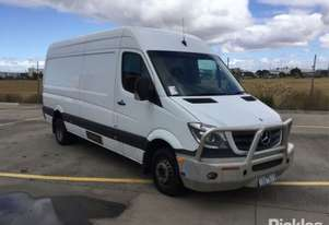 2013 Mercedes Benz Sprinter 516 CDI