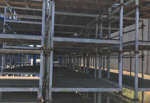 STILLAGES  HEAVY DUTY GALVANISED STEEL