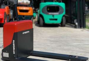 HYWORTH 2T Electric Pallet Mover for HIRE