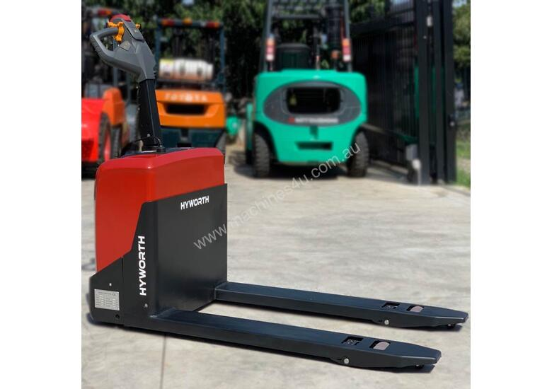 HYWORTH 2T Electric Pallet Mover HIRE from $155pw + GST