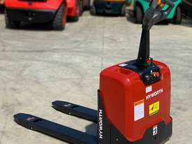 HYWORTH 2T Electric Pallet Mover HIRE from $155pw + GST - picture4' - Click to enlarge