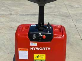 HYWORTH 2T Electric Pallet Mover HIRE from $155pw + GST - picture5' - Click to enlarge