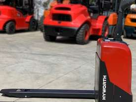 HYWORTH 2T Electric Pallet Mover HIRE from $155pw + GST - picture6' - Click to enlarge
