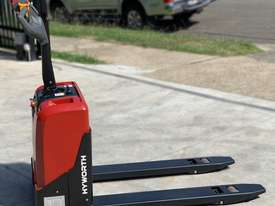 HYWORTH 2T Electric Pallet Mover HIRE from $155pw + GST - picture7' - Click to enlarge