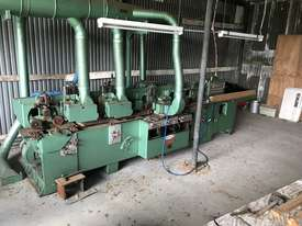 7 Head Spindle Moulder - picture0' - Click to enlarge