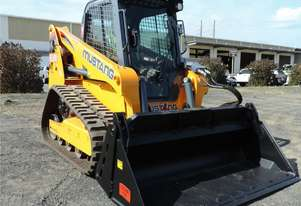 Excellent Condition Mustang Skid Steer. Only 53 Hours On The Clock! + Attachments.