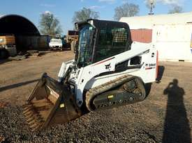 Bobcat T450 Tracked Skidsteer Loader - picture0' - Click to enlarge