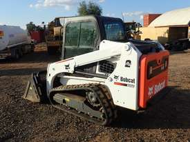 Bobcat T450 Tracked Skidsteer Loader - picture1' - Click to enlarge