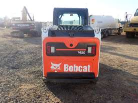 Bobcat T450 Tracked Skidsteer Loader - picture2' - Click to enlarge