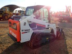 Bobcat T450 Tracked Skidsteer Loader - picture3' - Click to enlarge