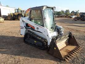Bobcat T450 Tracked Skidsteer Loader - picture4' - Click to enlarge
