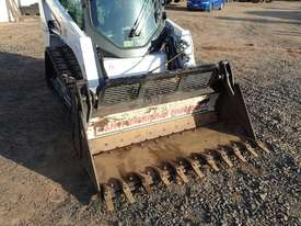 Bobcat T450 Tracked Skidsteer Loader - picture5' - Click to enlarge